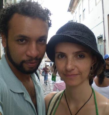Leo Gonçalves & Patrícia Mc Quade