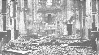 quema de iglesias durante la II República española
