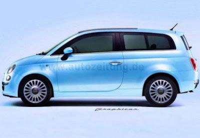 5ooblog Fiat 5oo New Fiat 500 Cabrio Combi