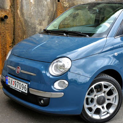 5ooblog fiat 5oo new fiat 500 in blue. Black Bedroom Furniture Sets. Home Design Ideas