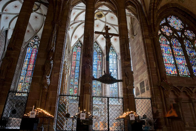 Catedral de Strasbourg, França