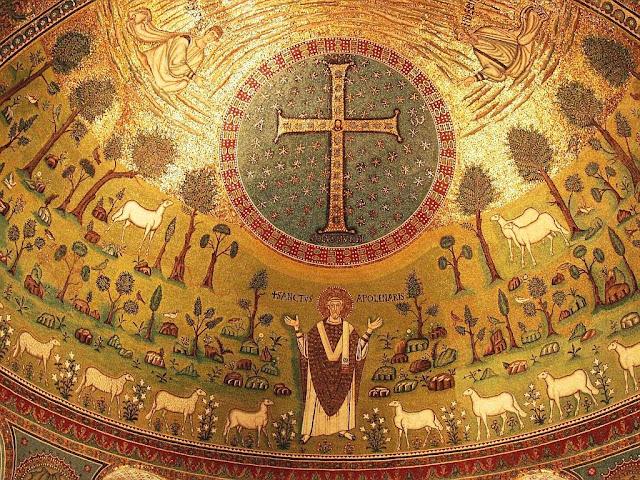 Sant'Apollinare in Classe, Ravenna, Itália