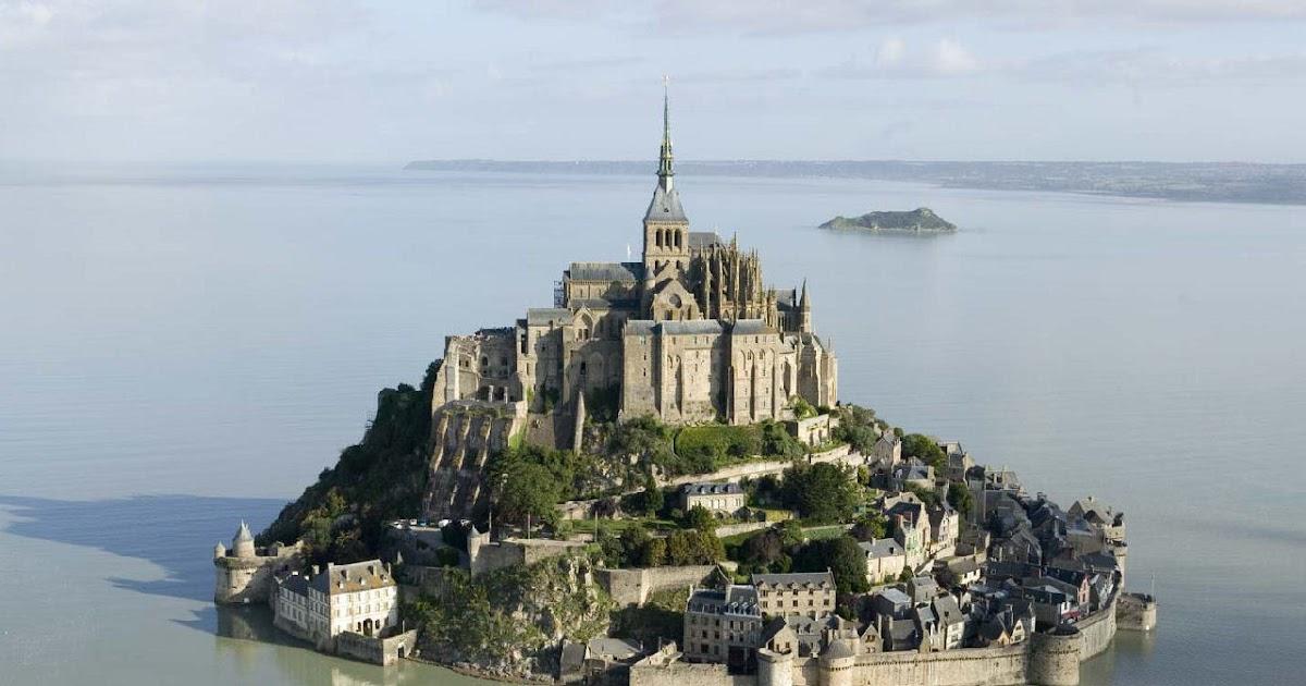 abadia monte saint michel
