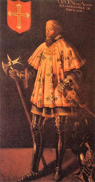 Condestável de Portugal, Beato Nuno Alvares Pereira, heróis medievais