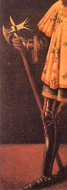 Condestável de Portugal, Beato Nuno Alvares Pereira, braço, heróis medievais