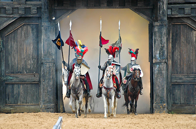 Cavaleiros entram na lide, Kaltenberg