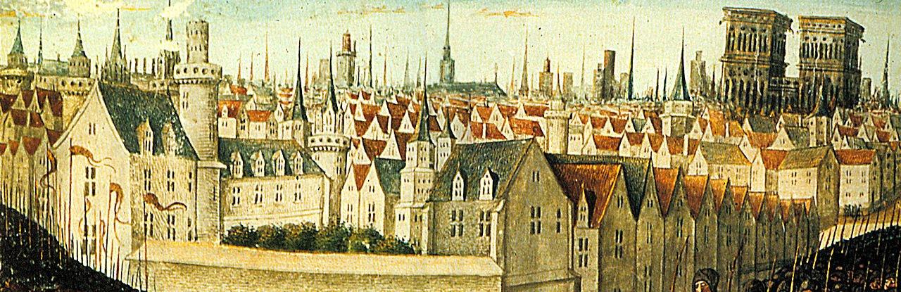 Paris medieval