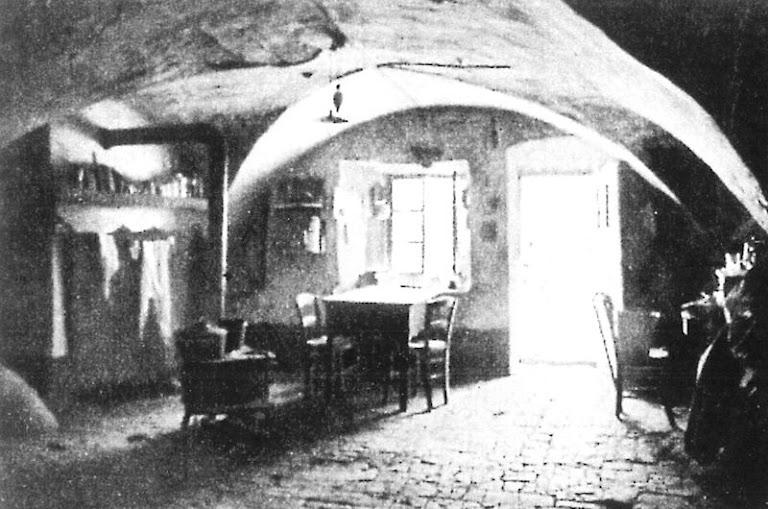 Casa onde os videntes ditaram o primeiro relato em 20-09-1846.