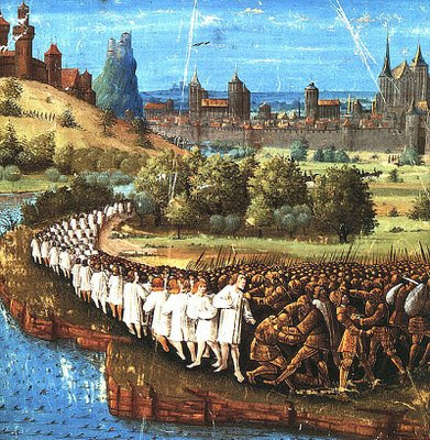 Massacre dos peregrinos de Pedro o Ermitão