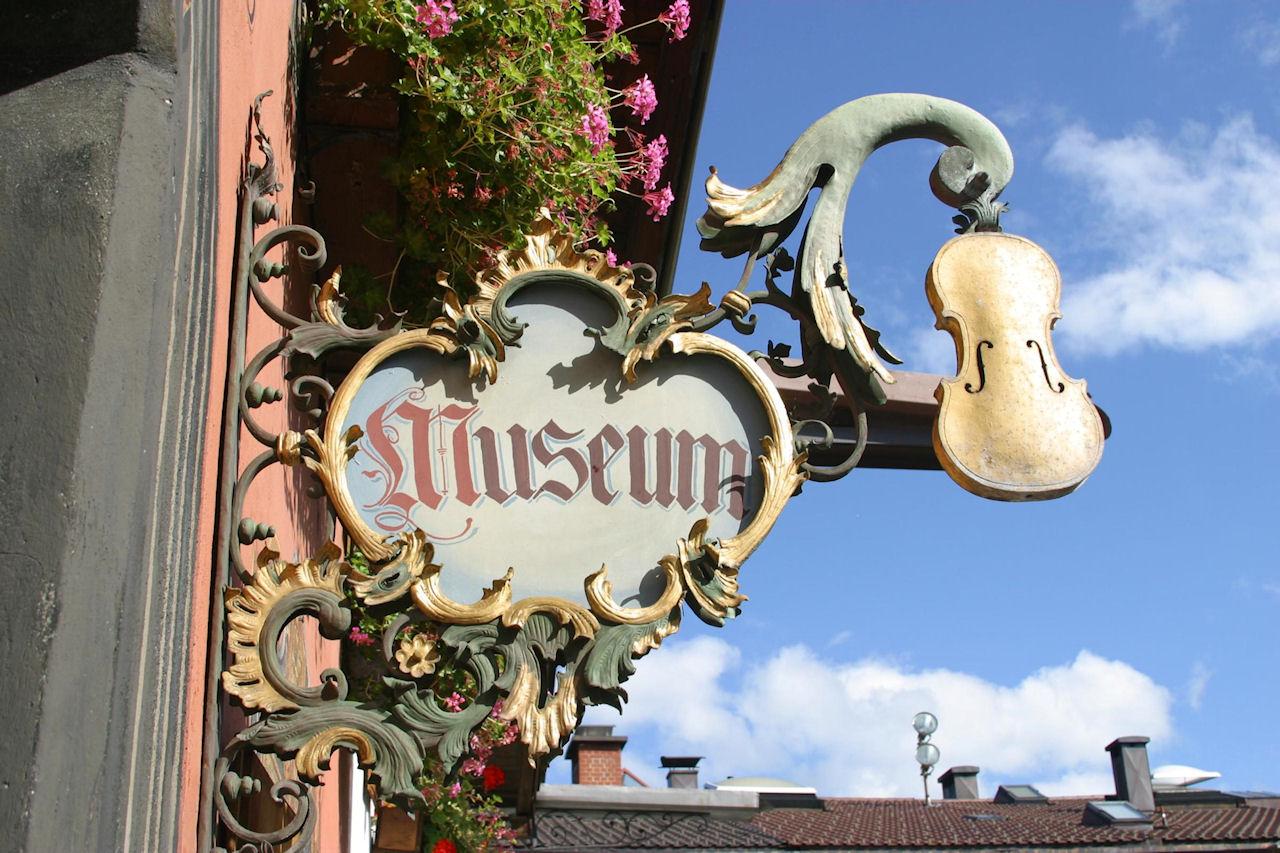 Mittenwald: o museu do violino