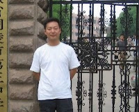 Guo Quan, dissidente preso por pedir democracia
