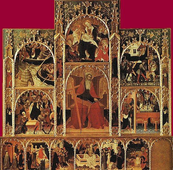 Altar Santo André
