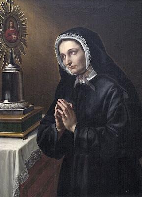 Deus também falou com severidade sobre os pecados do clero à Beata Isabel Canori Mora