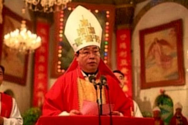 Mons Li Shan, bispo ordenado com aprovação vaticana agora trai Roma, dizem pequineses