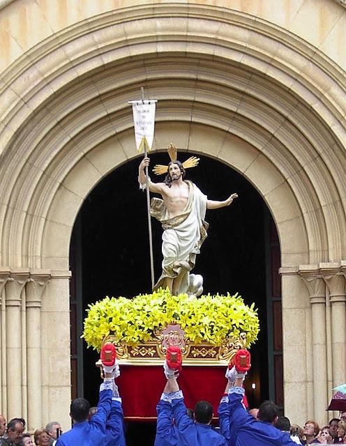 Páscoa da Ressurreição. Albacete, Espanha.