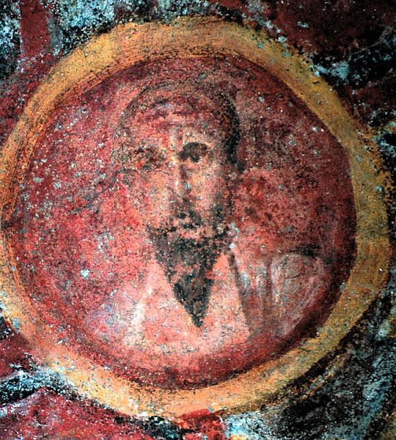 A imagem mais antiga de São Paulo descoberta em Roma.