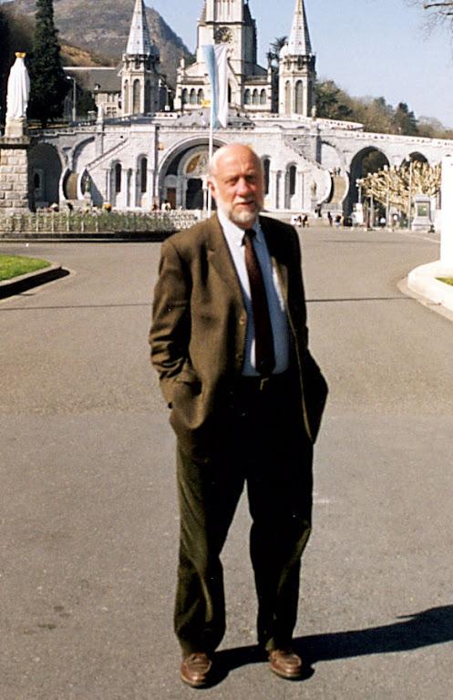 O Dr Patrick Theillier foi responsável do Bureau Médico de Lourdes durante muitos anos