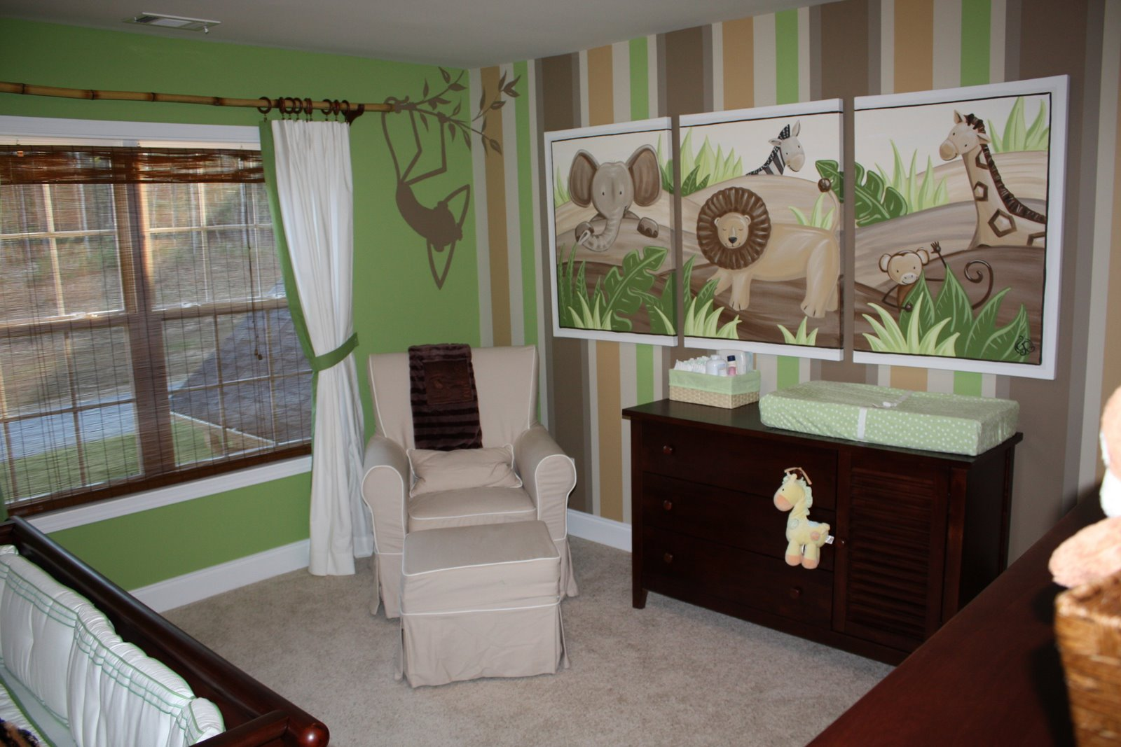 Baby Boy Jungle Nursery Ideas Baby Interior Design