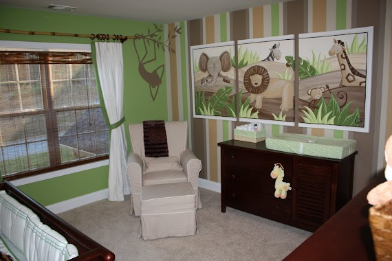 Latest Baby Boy Jungle Nursery Ideas