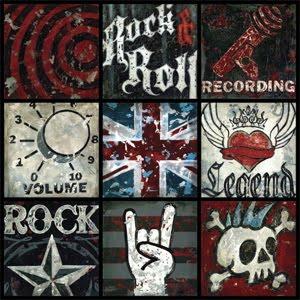 Rock N Roll Bedroom Decor | Bedroom