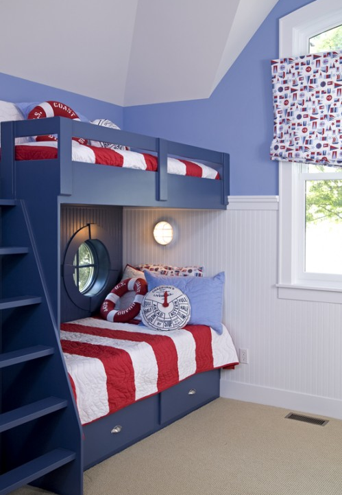Bunk Bed Designs For Kids Room: Bunk Room Ideas