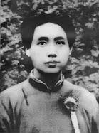 Mao en su juventud