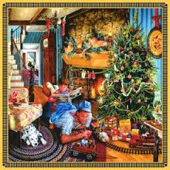 Father's Christmas Train