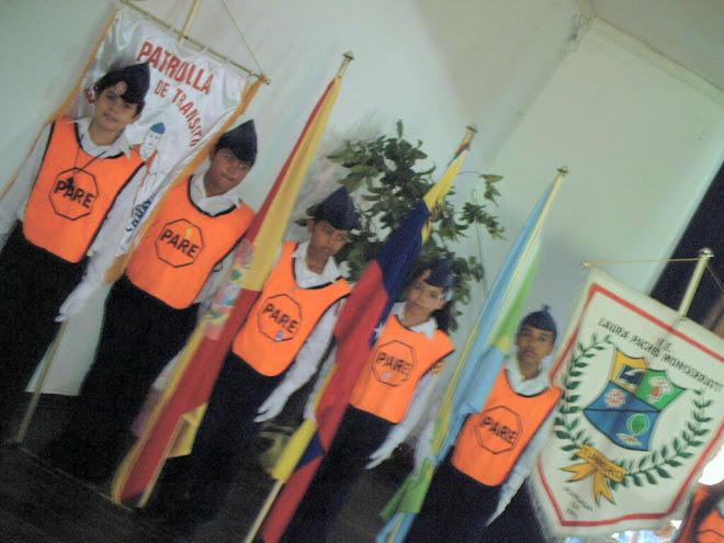 ACTO DE DIVERSIDAD CULTURAL DE LA ESCUELA