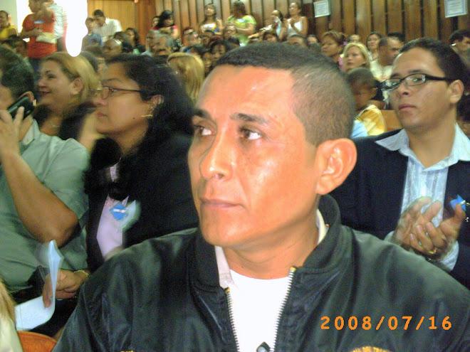 Sargento Profesor José Luis Rodríguez. Jefe del Departamento de Educación y Seguridad Vial