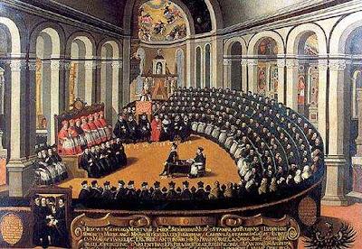 Resultado de imagen de trento y los jesuitas