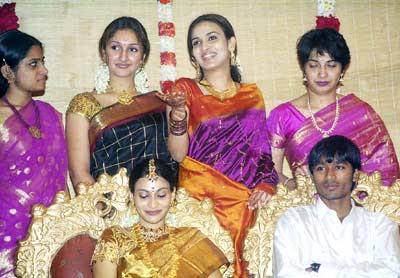 Rajinikanth daughter marriage photos