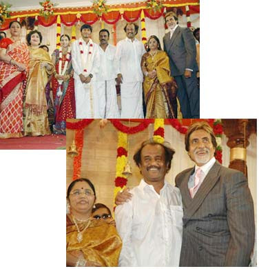 Amitabh+bachchan+daughter+wedding+photos