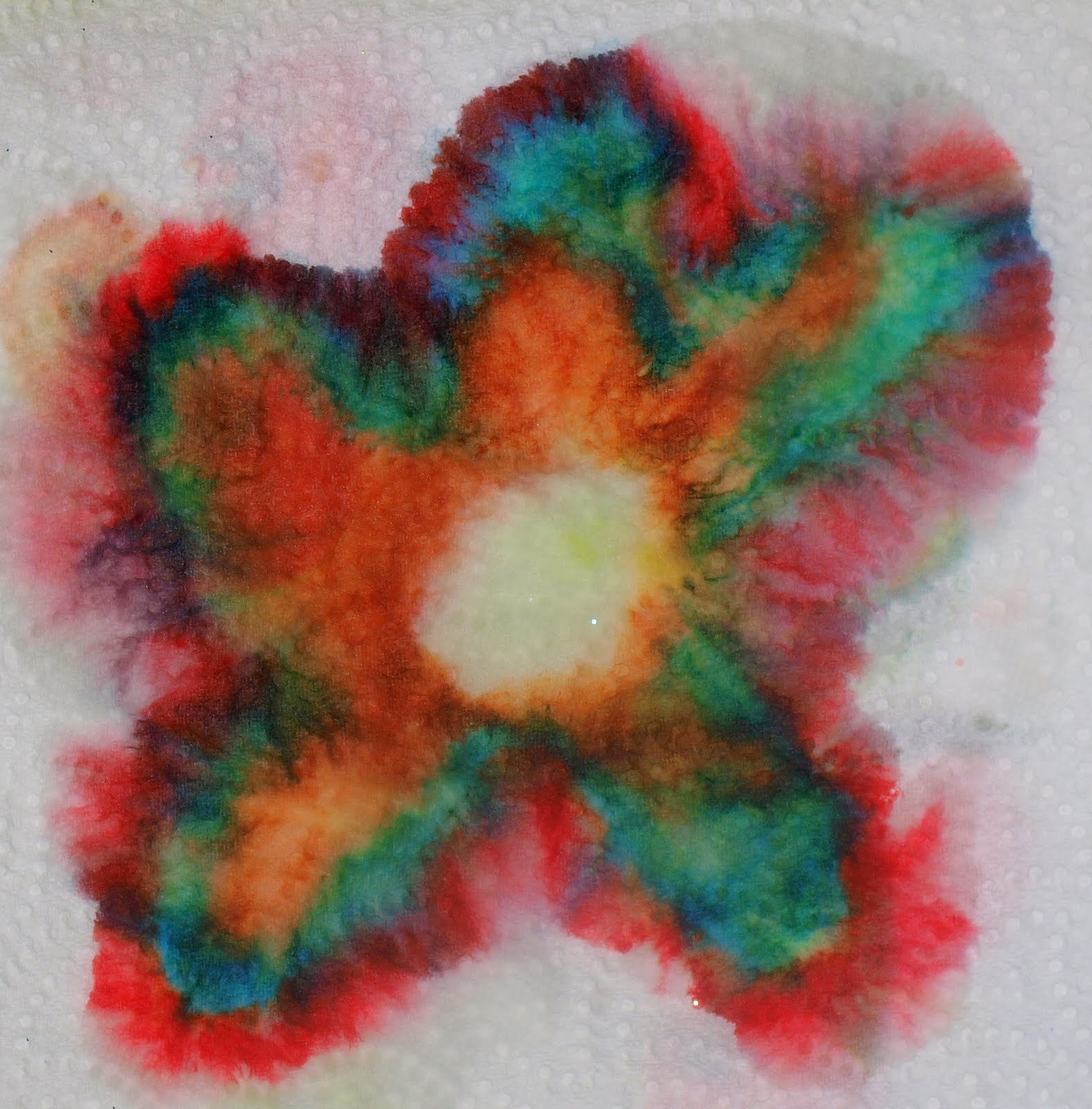 tie dye paper Tie-dye is a modern term invented in the mid-1960s in the united states although the process is closer to paper marbling, in the accompanying narrative, the.