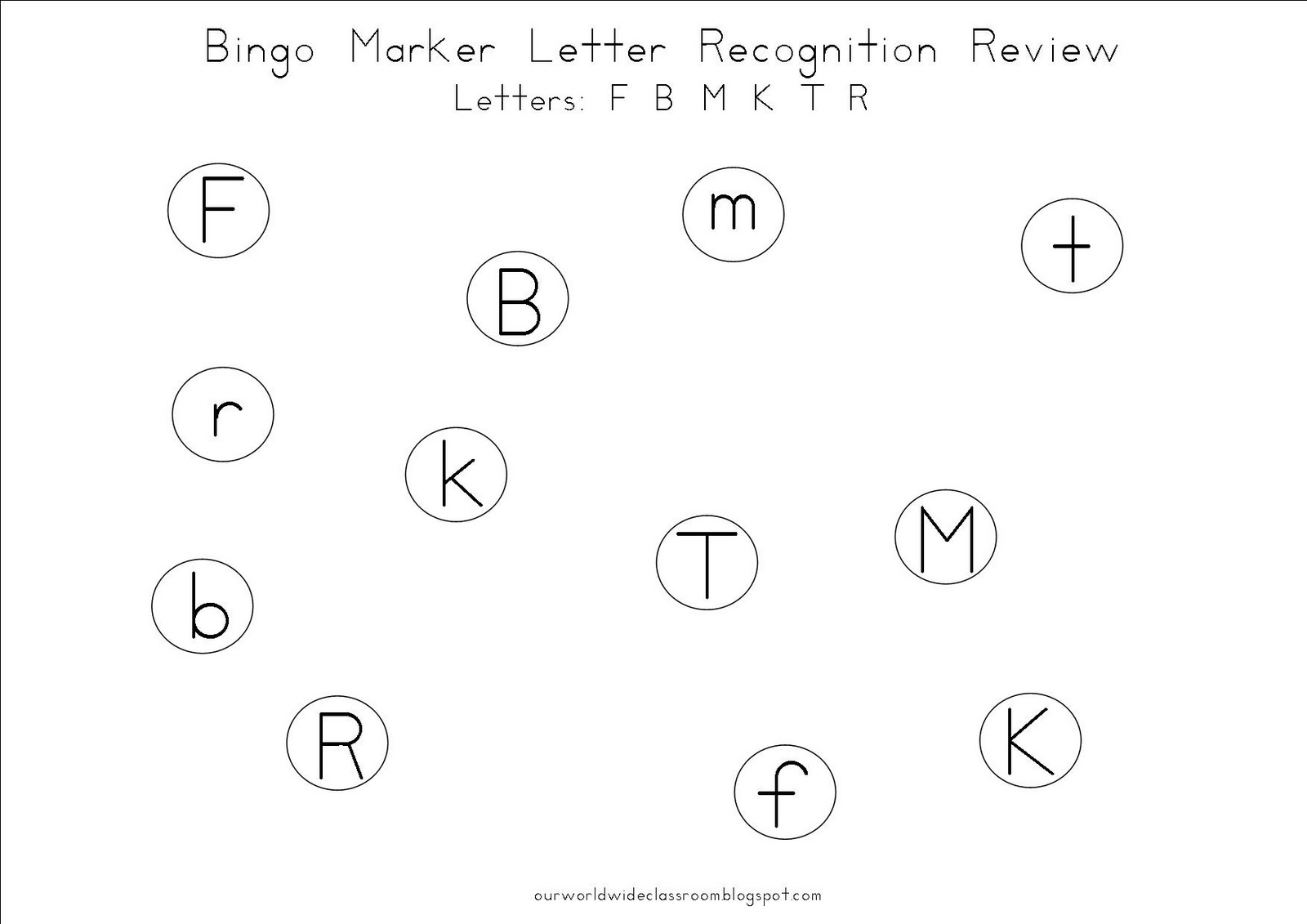 Let S Learn Letters Free Printables For Review Sounds F