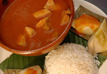 Comida Guatemalteca Recado