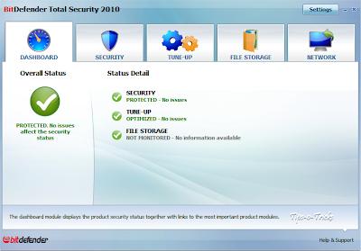 BitDefender-Total-Security-2010-Beta2-screenshot-Intermediate-Mode