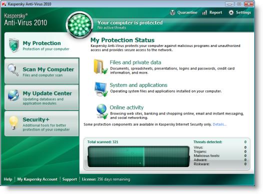 Kaspersky-antivirus-2010-screenshot