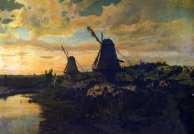 Ramón Tusquets Maignon, Paisajistas españoles, Paisajes de Ramón Tusquets , Pintor español, Pintores Catalanes, Pintores de Barcelona, Pintor Ramón Tusquets