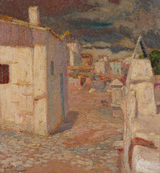 Carles Casagemas, Paisajistas españoles, Paisajes de Carles Casagemas, Pintor español, Pintores de Barcelona, Pintores Catalanes