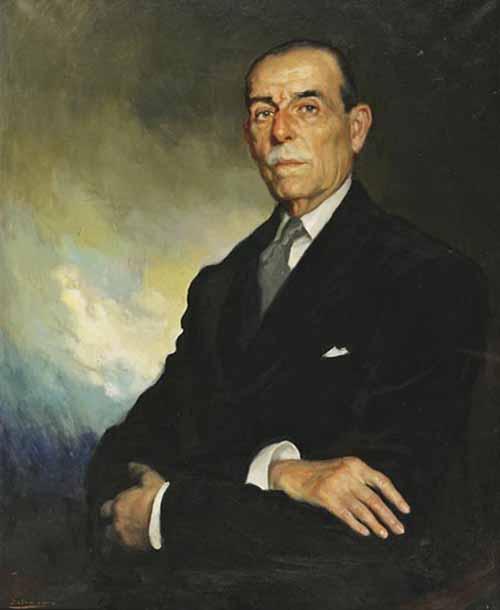 Fernando Álvarez Sotomayor, Maestros españoles del retrato, Pintor Español, Retratos de Fernando Álvarez Sotomayor