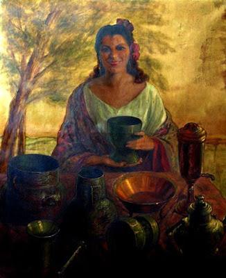 Rafael Cuenca Muñoz, Maestros españoles del retrato, Pintor español, Retratos de Rafael Cuenca Muñoz