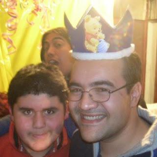 Felipe y Marcelo