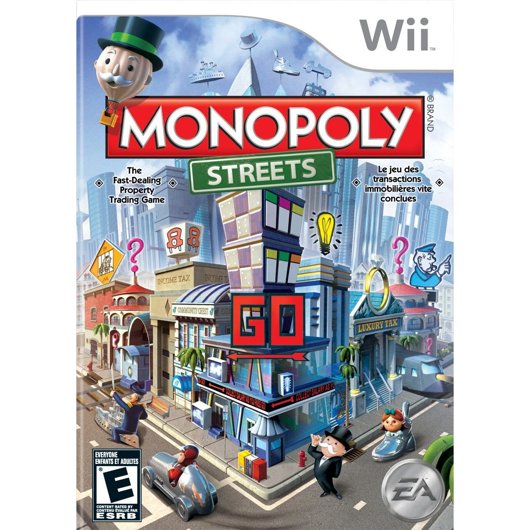 Monopoly Streets full game free pc, download, play  Monopoly Streets