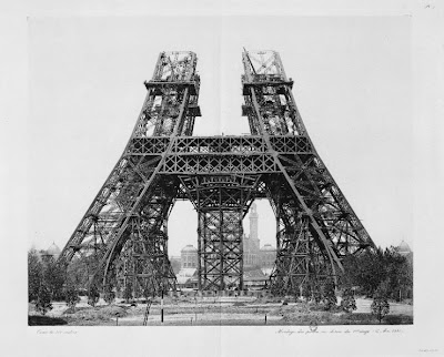 Eiffel Tower Construction Pictures on Eiffel Tower Construction 017 Jpg