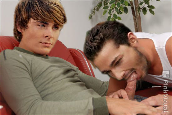 Zac Efron Sucking Dick 10