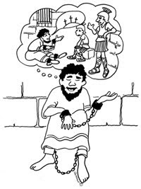 Equip Academy: Philippians 1 kids' story & colouring picture