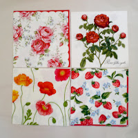 Image result for napkin decoupage
