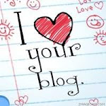 We Love your Blog Award