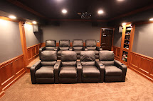 Theater Room Design Ideas