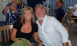 My husband and best friend Larry and I at my Madison High School Alumni Wine Night